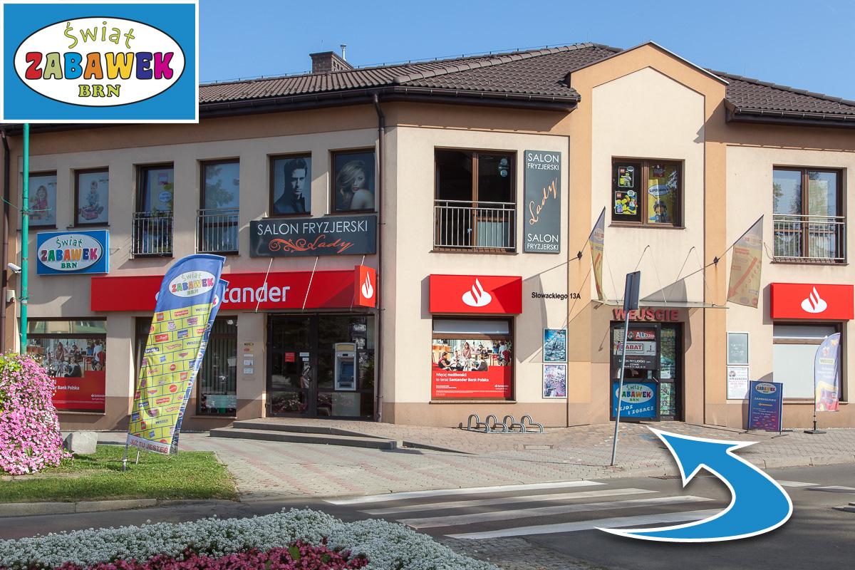 Duży sklep z zabawkami - Czechowice-Dziedzice